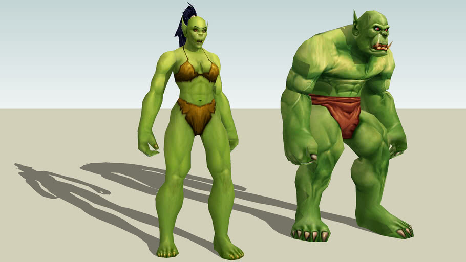 WoW+-+Orc.