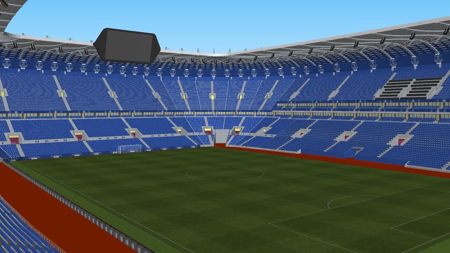 Everton Stadium Sdc Contest 3d Warehouse