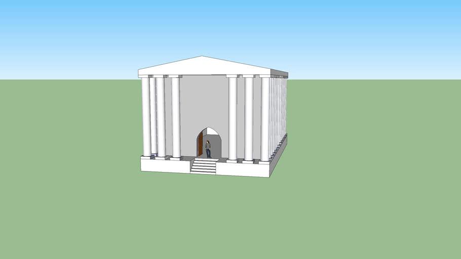 Tempel grec