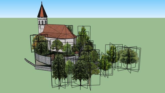 Church of Thun