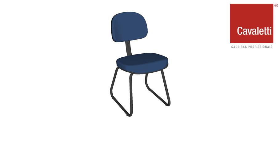 Cadeira Fixa Start 4008 A - Cavaletti