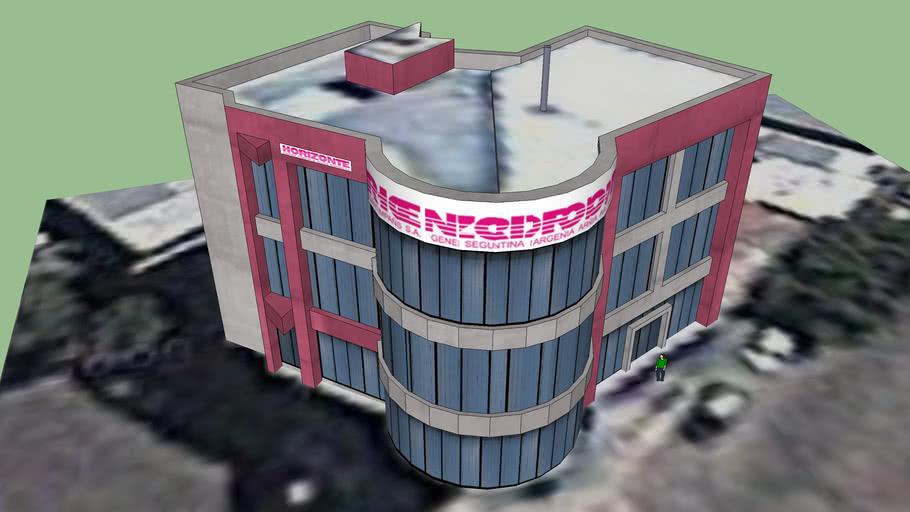 Edificio de Oficinas de Horizonte Seguros - Viedma