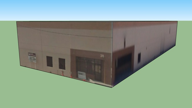 Zgrada u Perris Valley, Kalifornija, Sjedinjene Američke Države