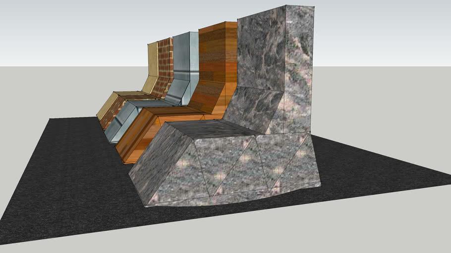 Tech Ed Chair Design Set