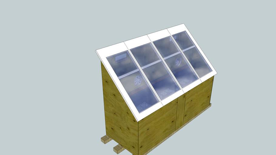 Solar Kiln