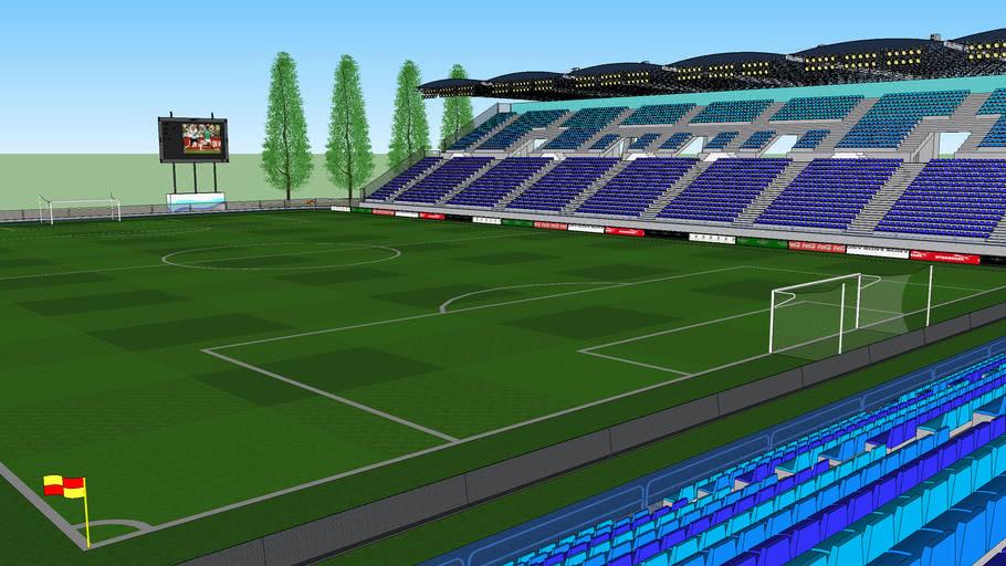 soccer field / campo de futbol / estadio