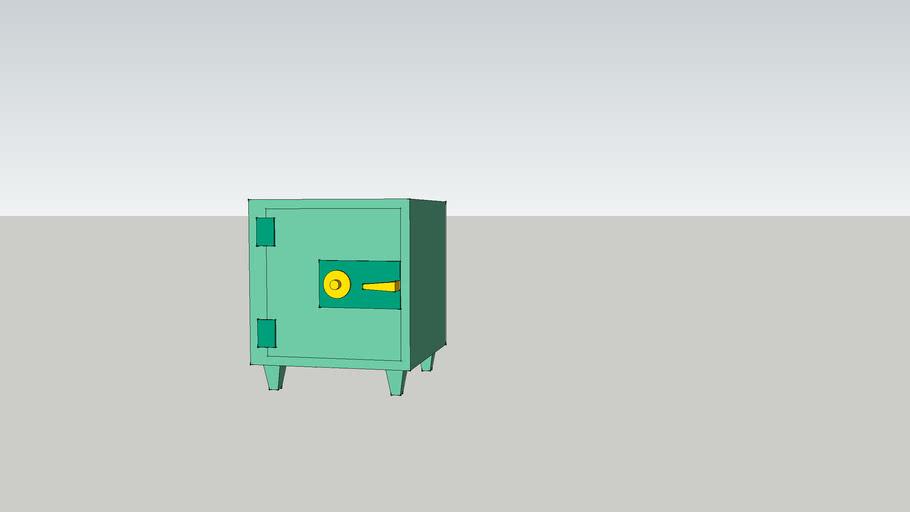 Green 3' Safe