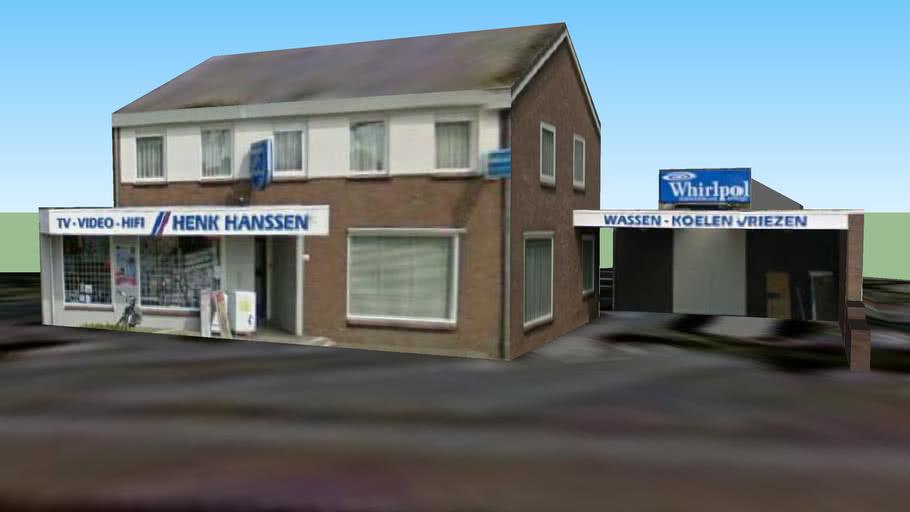 Electrovakman Henk Hanssen - Millingen aan de Rijn