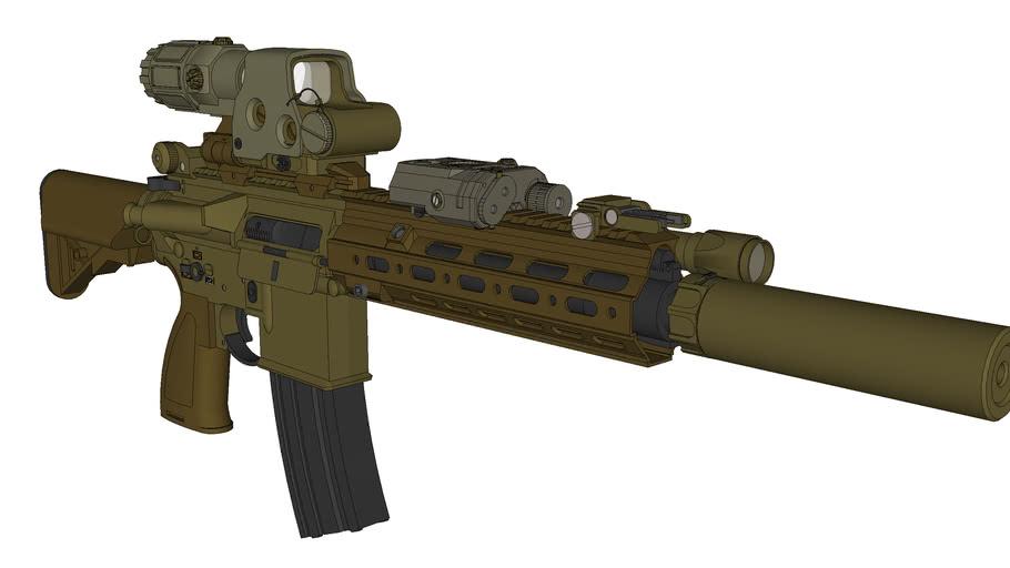 CAG 17-HK416