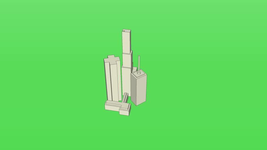 City Piece 01