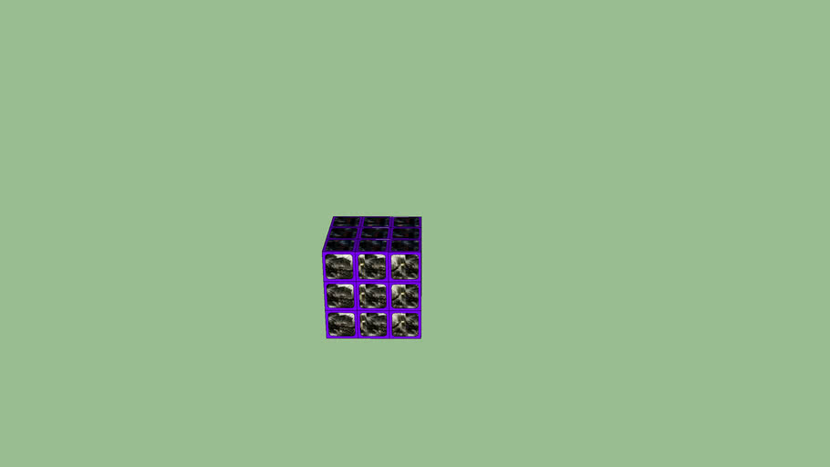 Combat Arms Rubik's Cube