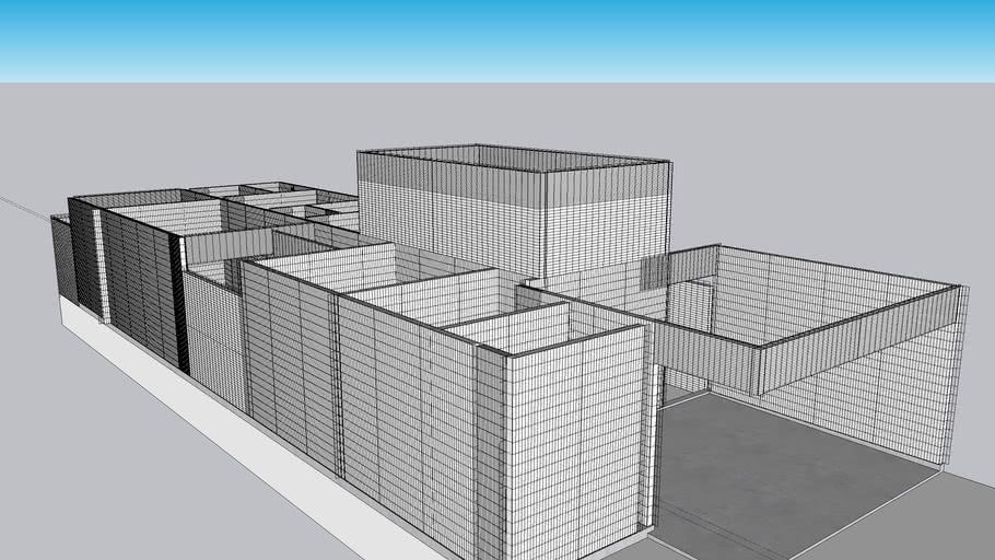 projeto eps casa reserva ipanema