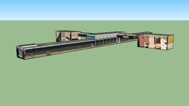 Metro Viaducto