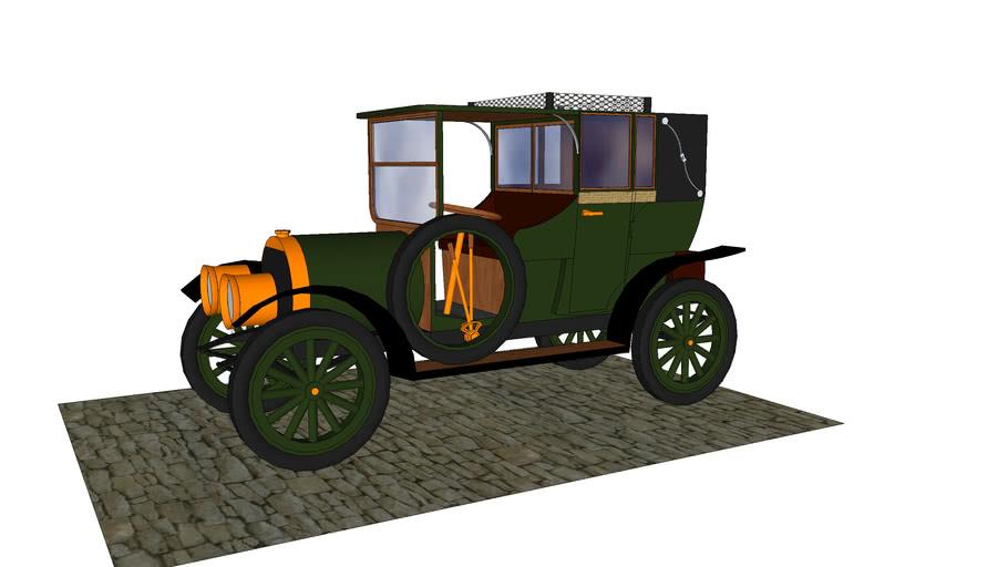 1907 Spyker 15/22hp