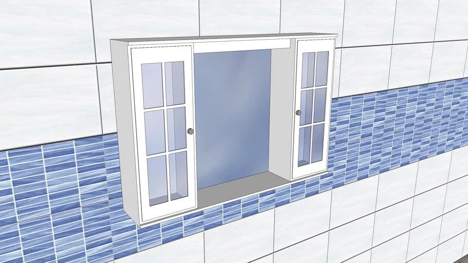 Specchio Bagno Conforama.Mobile Specchio Economico Bagno Bathroom Cheap Forniture 3d