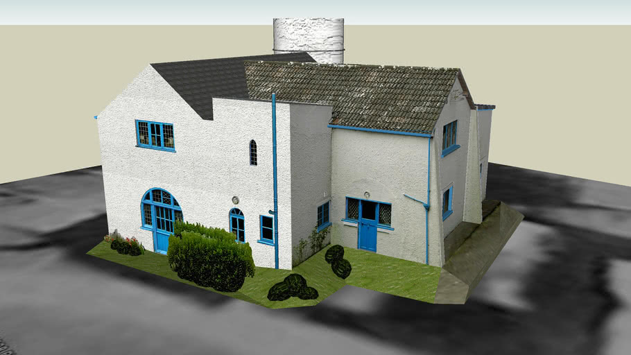 Caldey Island Upper House 8