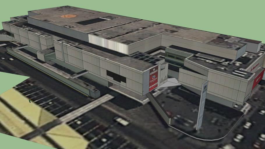 Terminal Multimodal Azteca Bicentenario, Edificio Oriente