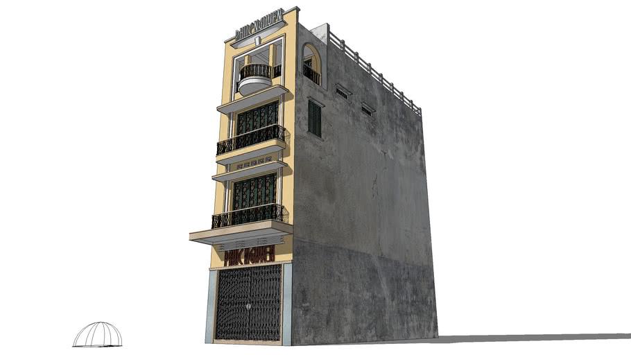 Nhà số 94 Phố Huế - Hà Nội