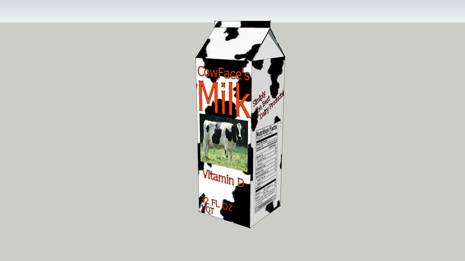 Cowface Milk