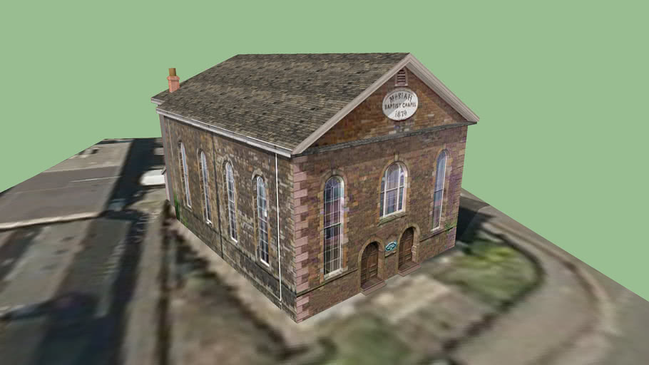 Moriah Chapel, Llanelli, Wales, UK