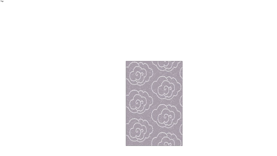 texture, translucent, purple & white