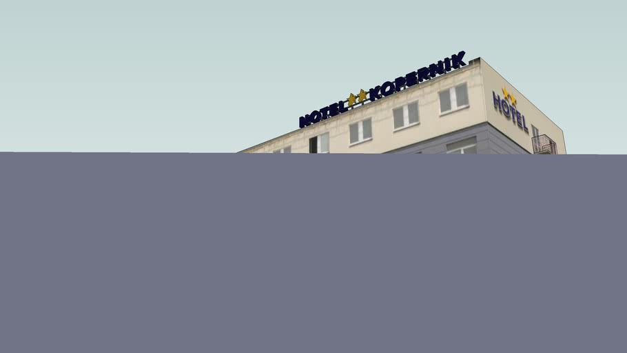 "Hotel ""Kopernik"" Olsztyn"
