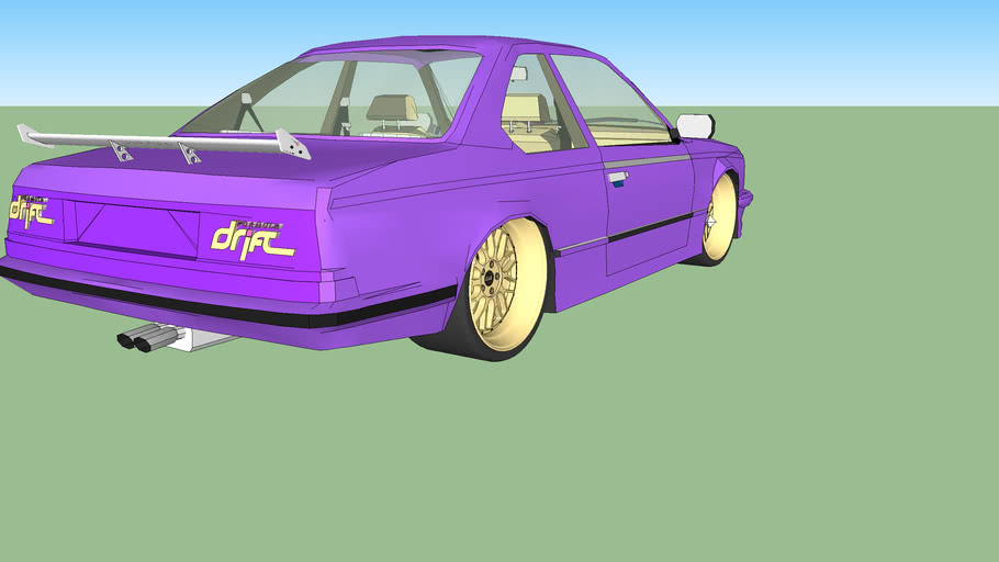 Formula Drift BMW