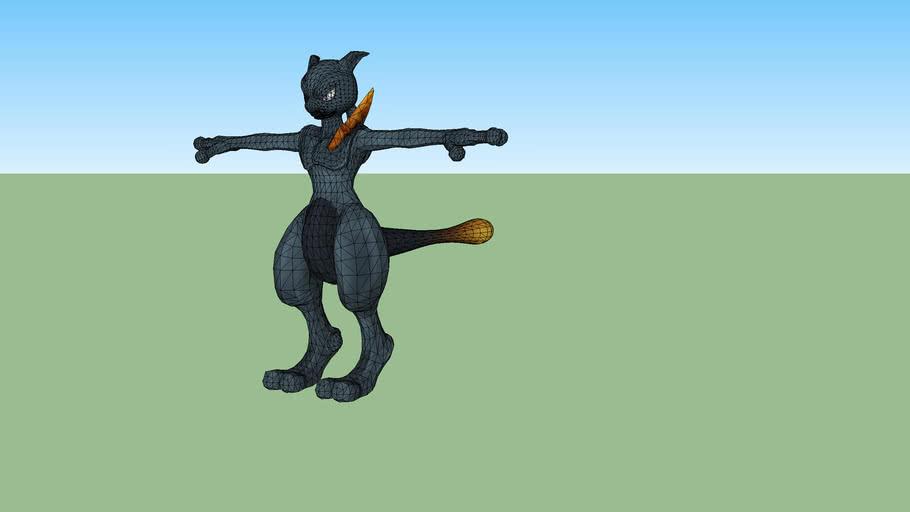 Shadow Mewtwo (Pokken Tournament)