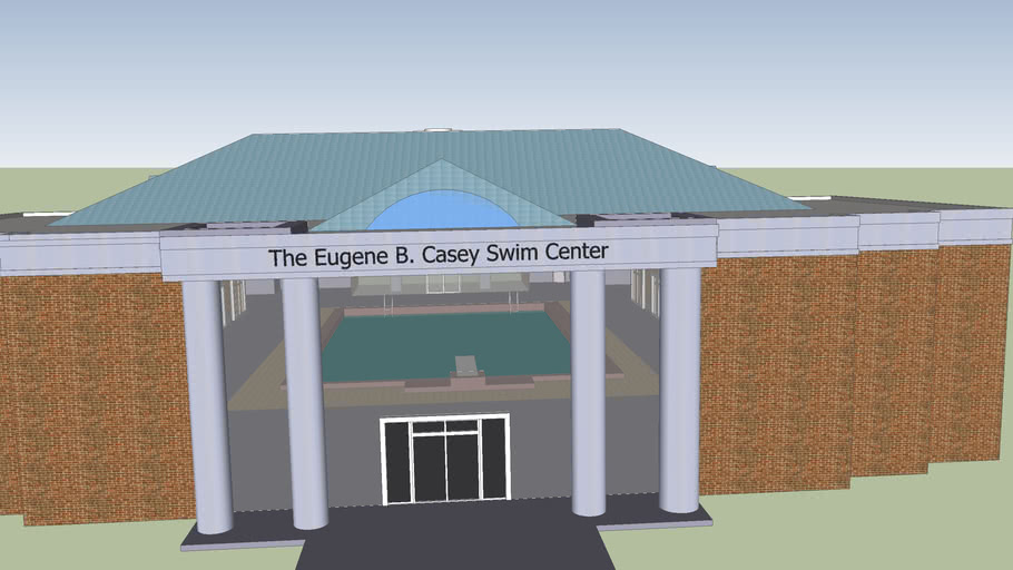 The Eugene B. Casey Swim Center