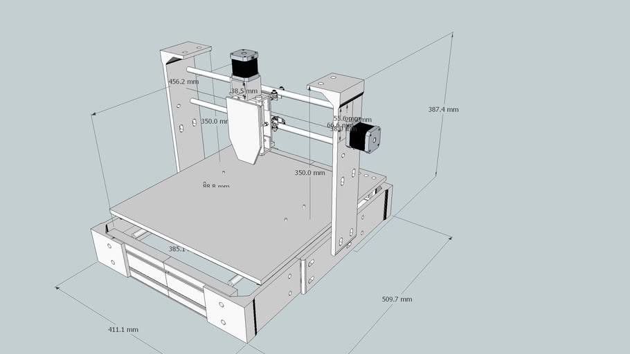 CNC model Kricha