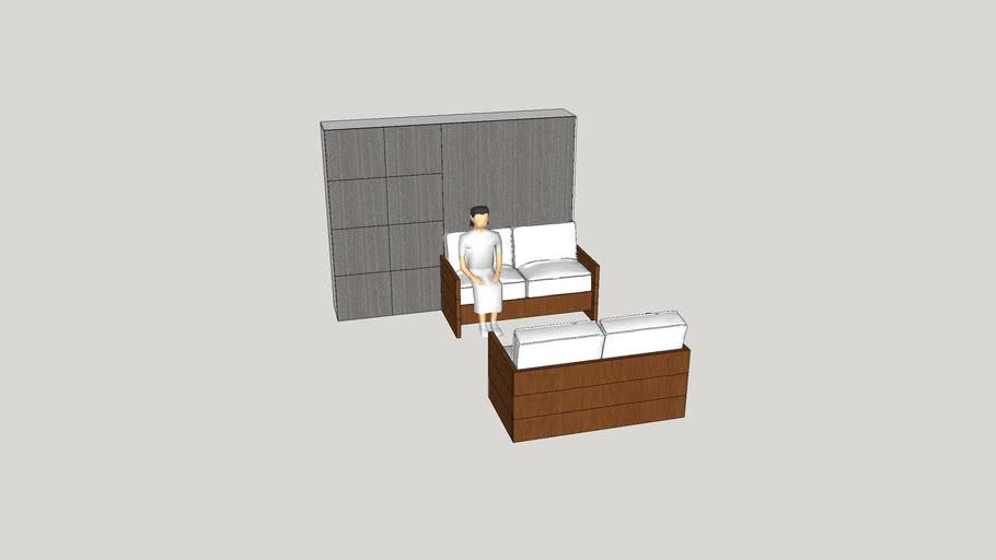 Murphy Wall Bed Sofa self build
