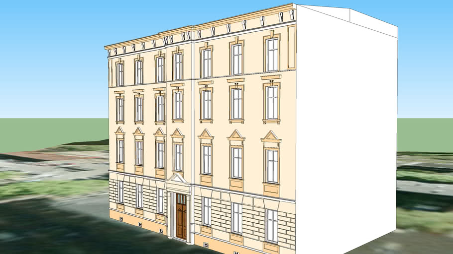 TENEMENT HOUSE ON 10 KROLOWEJ JADWIGI STREET IN BYDGOSZCZ