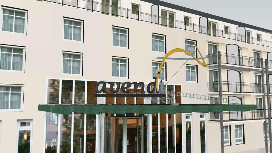 Das avendi Hotel in Bad Honnef