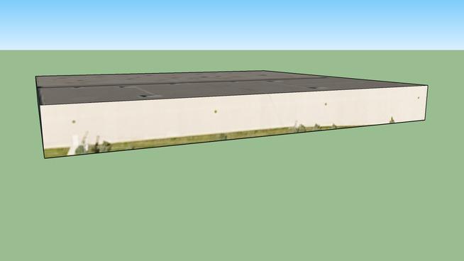 明尼阿波利斯明尼苏达美国的建筑模型