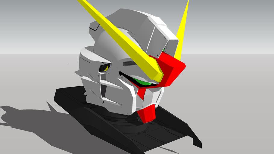 ZGMF-X42S Destiny Gundam(head unit redux.
