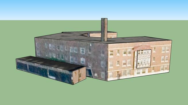 Adresa budovy: Milwaukee, Wisconsin, Spojené štáty americké
