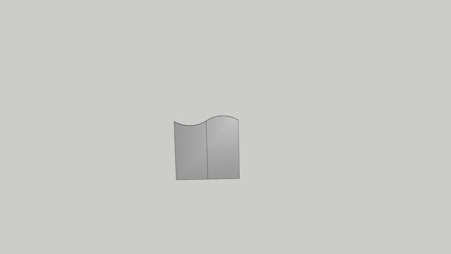 moduly- fala 70x130