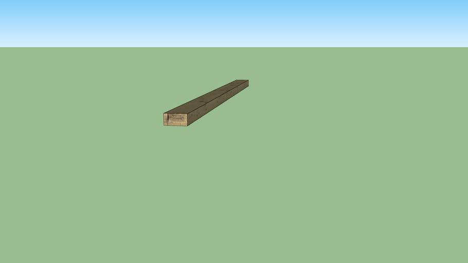 Wood 2 x 4