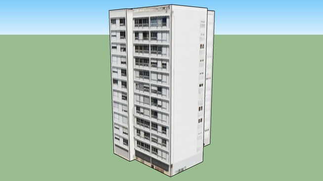 Gebäude in 69500 Bron, Frankreich