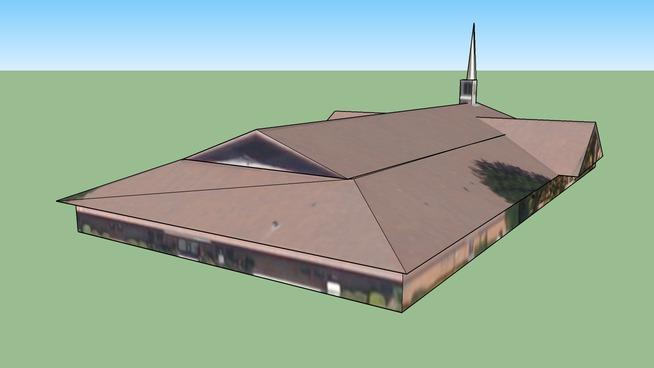 Church of Jesus Christ of Latter-day Saints in Midvale, UT 84047, USA