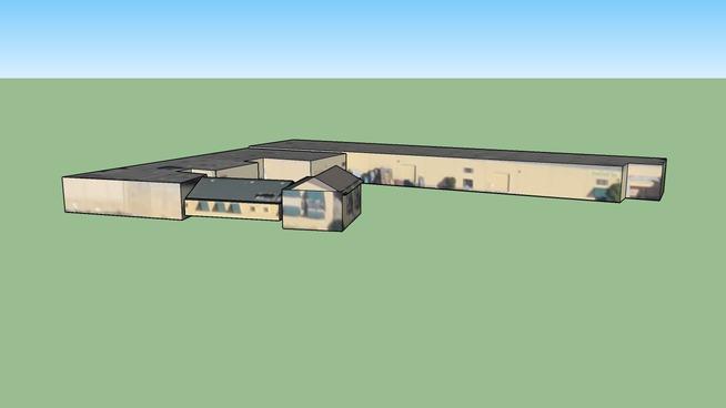 Building in Santa Cruz, CA 95060, USA
