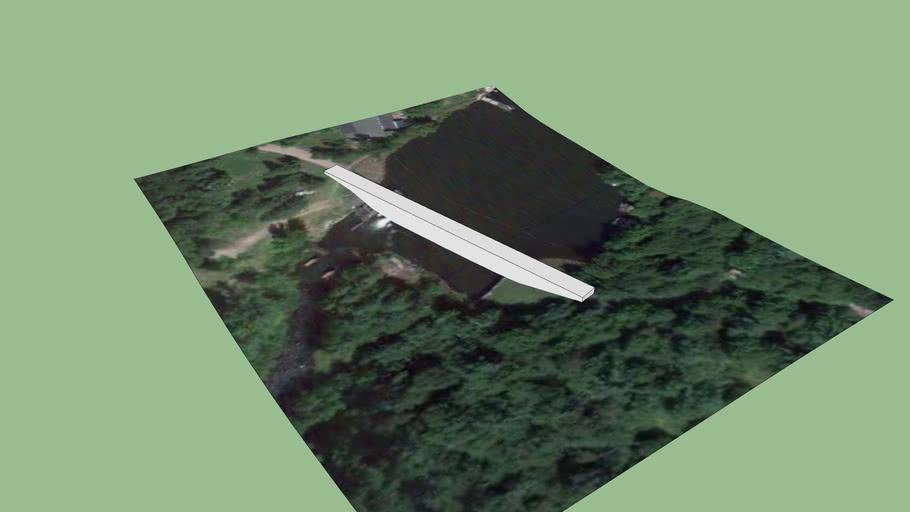 Pocono Lake Preserve Dam