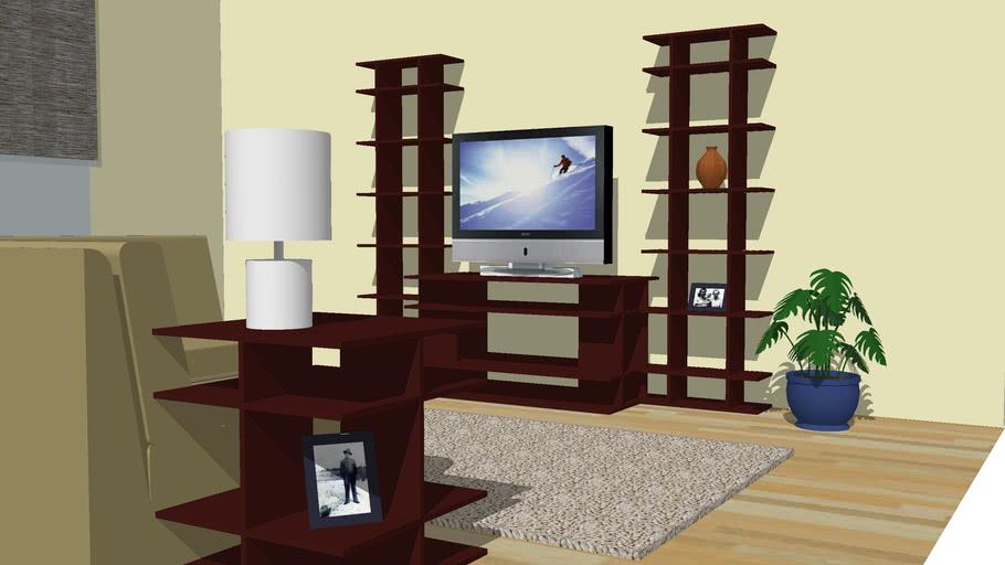 Smart Furniture Media Displays