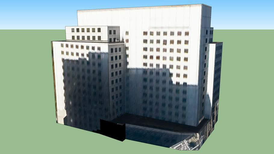 〒163-0928にある建物