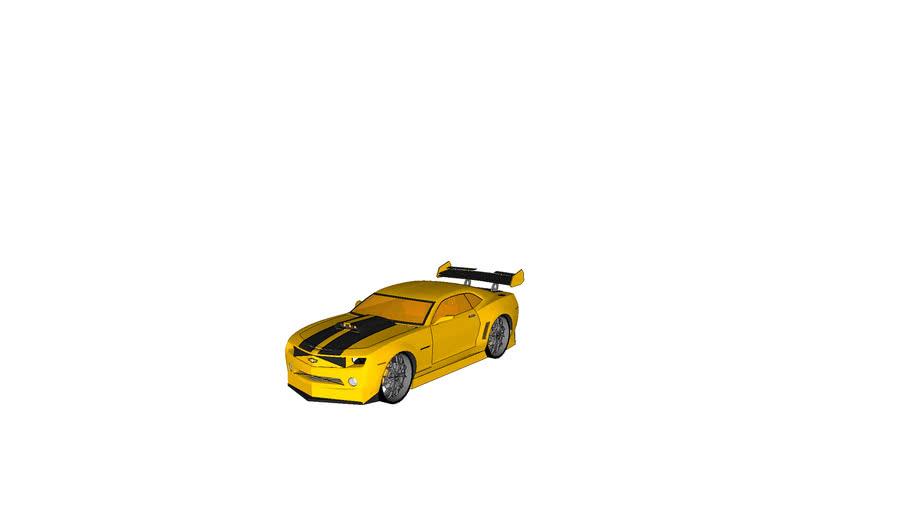 Tuned 2007 camaro