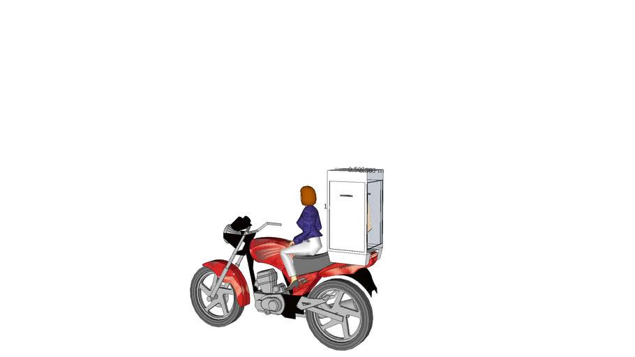 Moto para Lavanderia