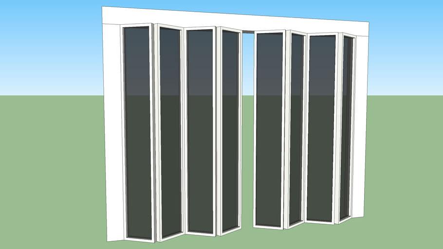 Dynamic Folding Patio Doors