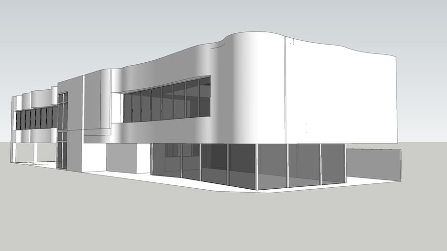 multiuse building