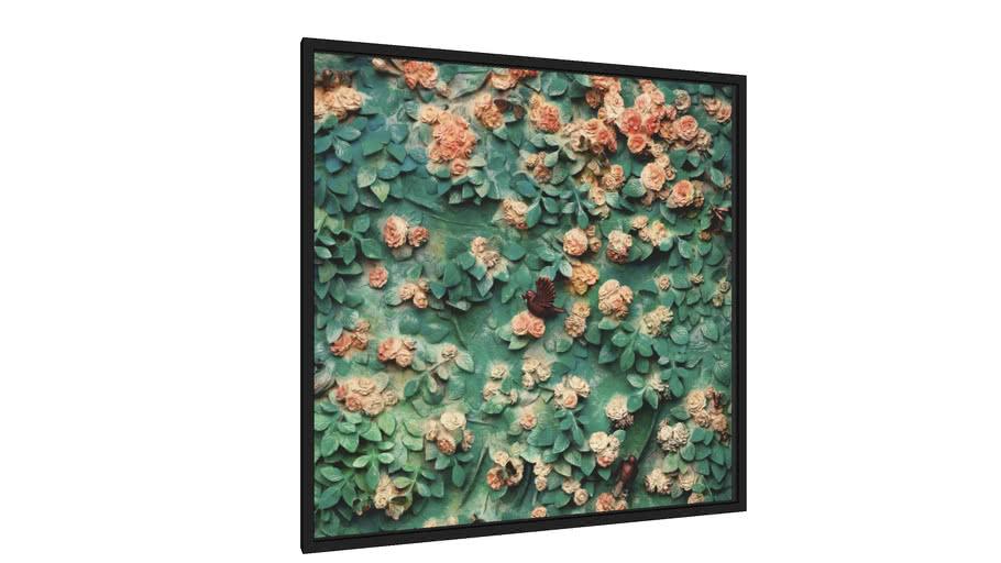 Quadro Flowers Barcelona I - Galeria9, por Mario Amaral