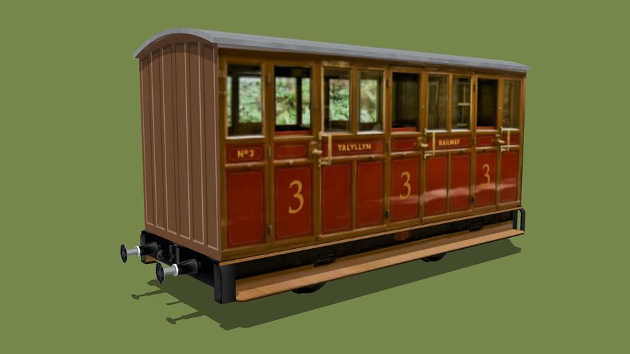 """Eco Rail.. N/Gauge""...""TALYLLYN""... Sidings Junk....Old Steam Days.."